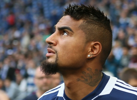 Kevin-Prince Boateng's health has improved at Schalke