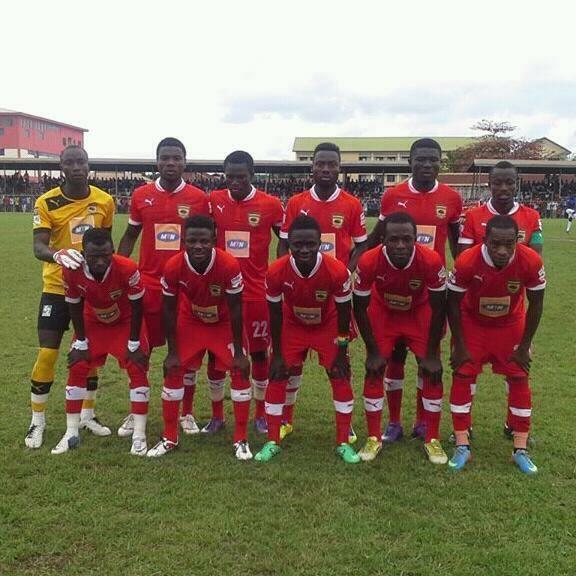 Asante Kotoko will travel to Liberia on Friday