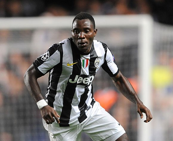 Video: Kwadwo Asamoah scores in Juventus win over Chievo