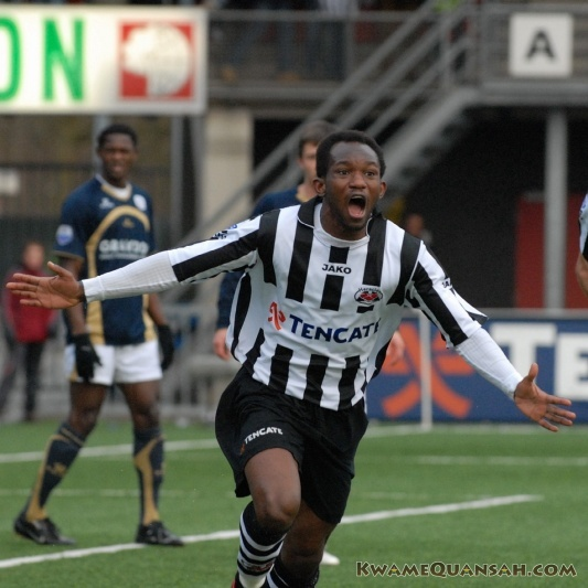 Kwame Quansah wants to leave Heracles Almelo