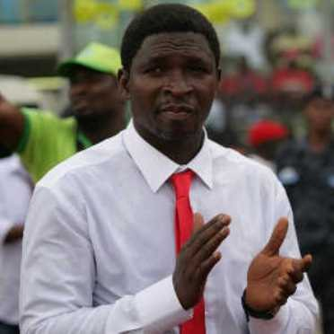 Maxwell Konadu is ready for the final.