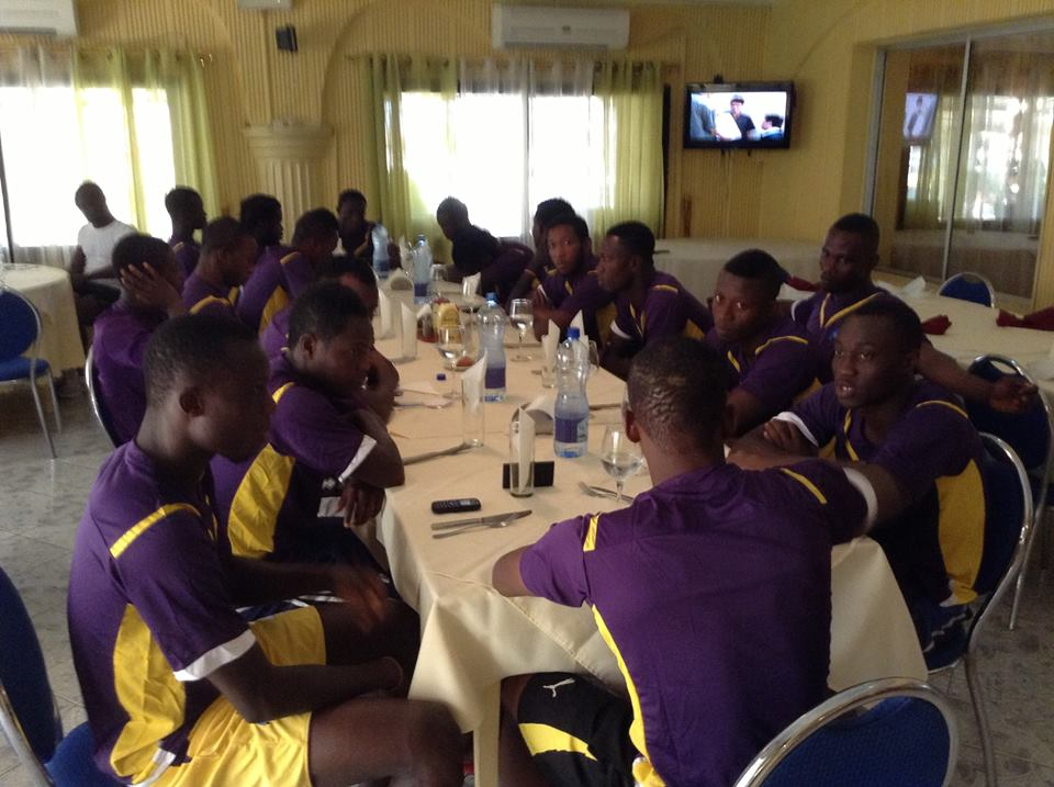 Medeama players