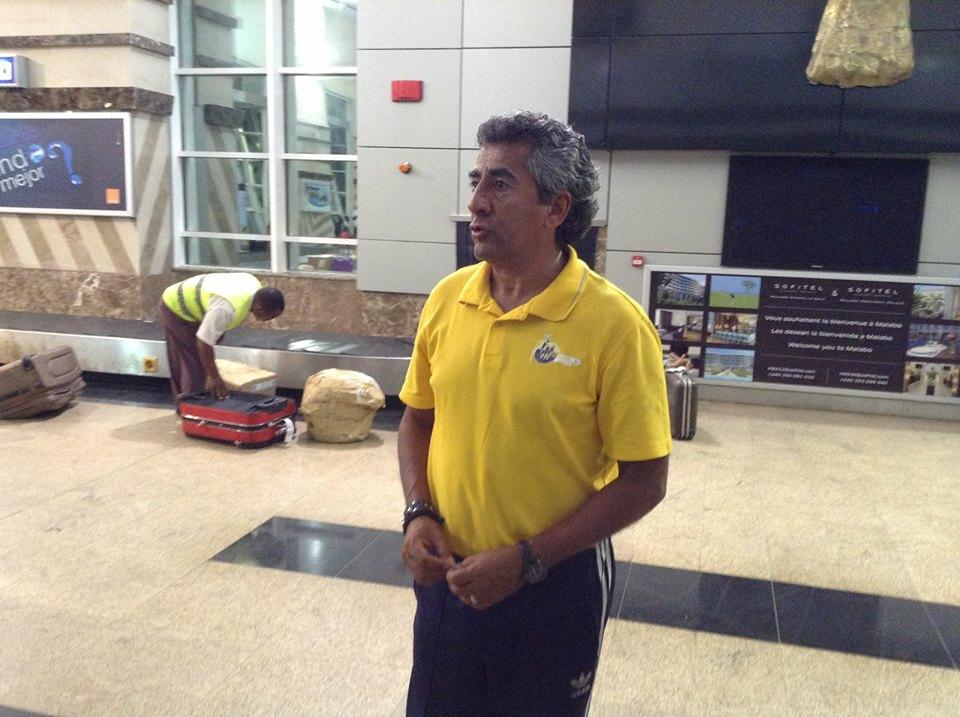 Coach Carlos Roberto Paullete