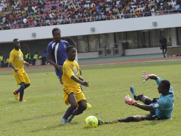 Wonder-kid Kwame Boahene