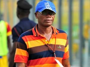 Ebusua Dwarfs coach Prof. Mintah