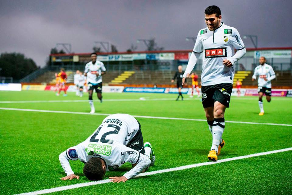 Ex-Ghana U17 captain Nasiru Mohammed confident of improved season at BK Hacken
