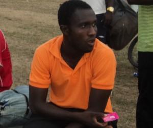 Obed Owusu is injured