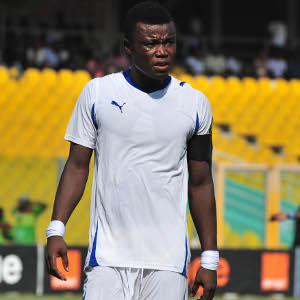Jackson Owusu is ruled out Berekum Chelsea's first round qualifier against Ahly Benghazi.
