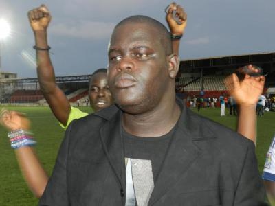 Robert Lartey could be a Ghanaian
