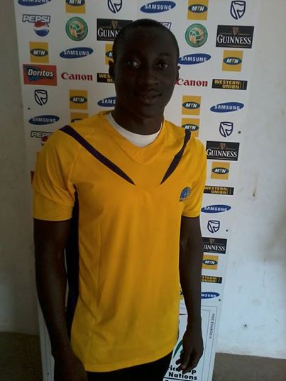 Samuel Adade says Medeama is buzzing ahead of Panthers game