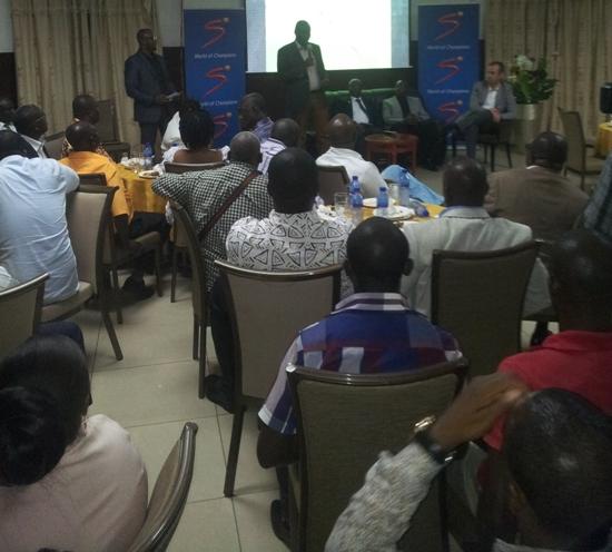 Ghana football chiefs to undergo marketing seminar