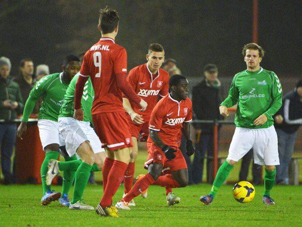 Ghanaian wunderkind Shadrach Eghan modest with performance in Dutch Eredivisie