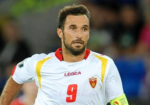 Montenergo name squad to face Ghana without stars Mirko Vucinic and Stevan Jovetic
