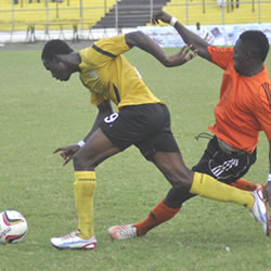 AshantiGold continue to fall off the pace for the summit after suffering their third consecutive defeat in the First Capital Plus League on Wednesday.