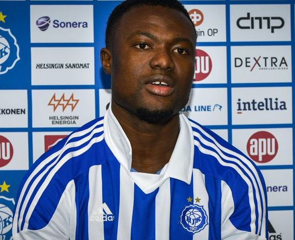 Gideon Baah hopes to play in the Group stage of the UEFA Champions League.