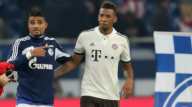 The Boateng brothers will clash again