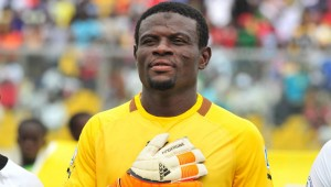 South Africa-based goalkeeper Fatau Dauda has been axed from Ghana's squad to play Montenegro in a World Cup warm-up next week.