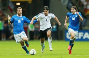Opponent Watch: Sami Khedira will be ready for World Cup - Germany coach Loew
