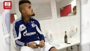 Anti-doping doctors resigns over Kevin-Prince Boateng's boozy picture