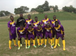 Medeama managed a 1-0 win at New Edubiase