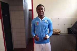 Joseph Minala, Lazio's new teenage prodigy, has been accused of being much older than his documents show