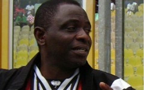 Hearts coach Mohammed Polo