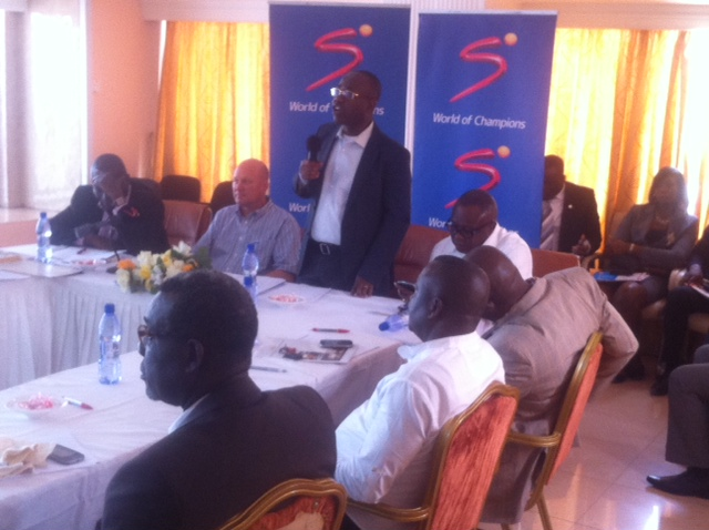 Ghana FA boss opens marketing seminar for the Premier League