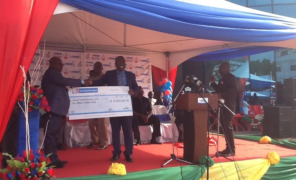 Ghana FA announces US$ 10m league sponsorship deal from First Capital Plus