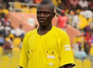 Referee Awal Mohammed
