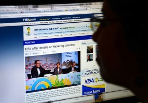 Fans have already purchased 2.3 million tickets for 2014 FIFA World Cup as ticket sales ran into the second lottery-style sales phase, world soccer governing body FIFA has revealed.