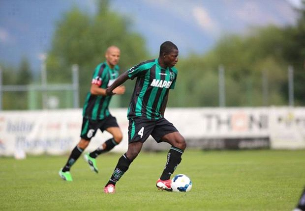 Abass Alhassan to be sent on loan by Sassuolo