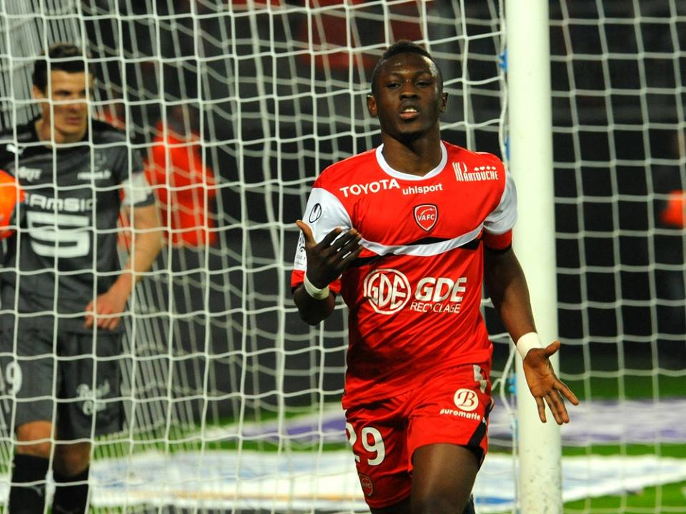 Abdul Majeed Waris scored and set up a goal for Valenciennes