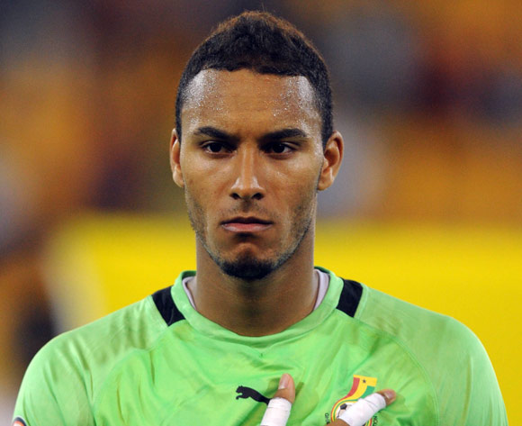 Adam Kwarasey expected to be part of Ghana's squad for the 2014 World Cup