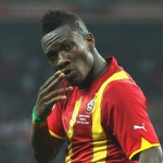 Ghana will rise up to the challenge of the 2014 World Cup - captain Asamoah Gyan