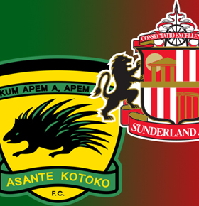 Sunderland have capitalised on the African love of football and forged strong links in Ghana, Tanzania, Nigeria and South Africa.