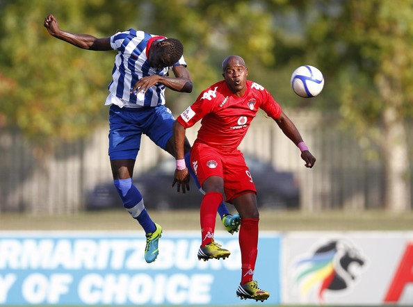 Awal Mohammed, left in a challenge, suffered an injury on Saturday