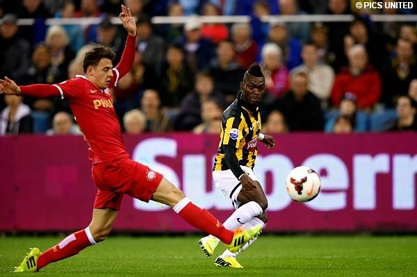 Christian Atsu against PSV