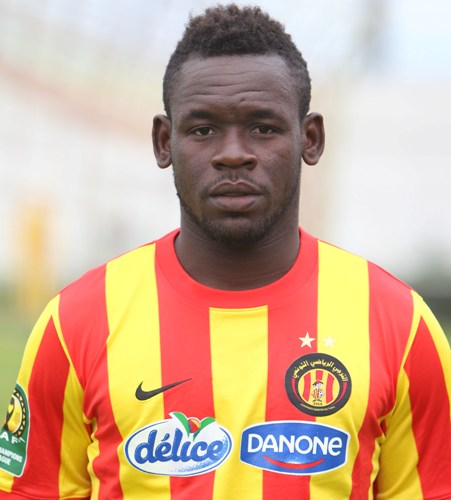 Emmanuel Clottey joined Esperance in 2012