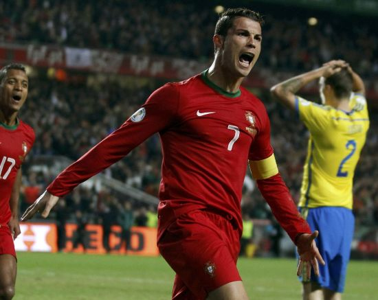 Cristiano Ronaldo will be leading Portugal against Ghana at the World Cup in Brazil