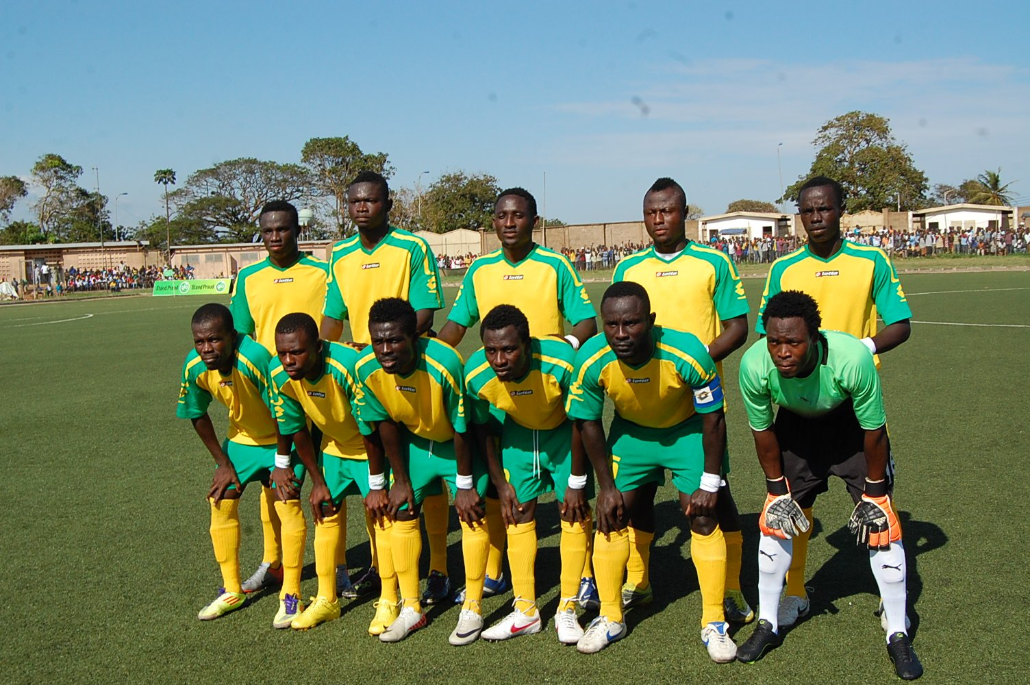 Ebusua Dwarfs have bowed out of CAF Confederation Cup.