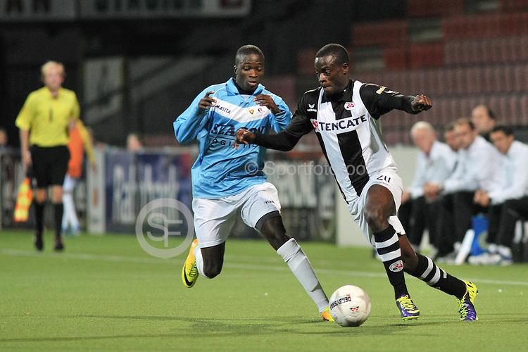 Jong Heracles - Jong VVV/Helmond Sport