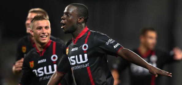 Ghanaian striker Elvis Manu grabs winner for Cambuur in Eredivisie