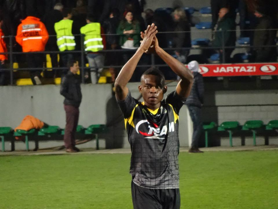 Eugene Ansah played for Lokeren