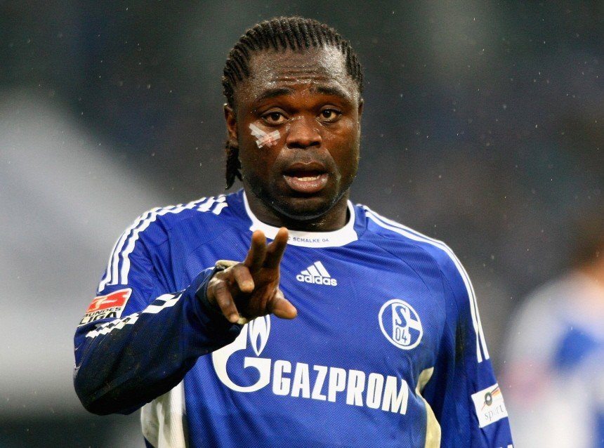 EXCLUSIVE: Gerald Asamoah destroys his posh Limousine in deadly drink-drive accident