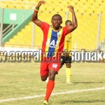 Hearts of Oak attacker Gerald Wellington eyeing more goals after debut strike