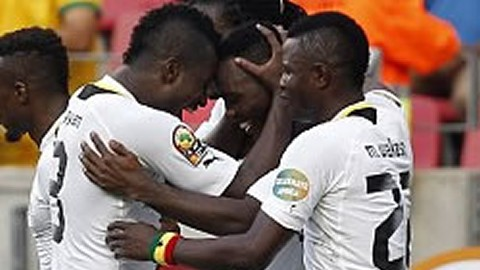 Ghana is making its third successive appearance at the World Cup