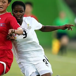 Ghana to face Italy in the quarter finals