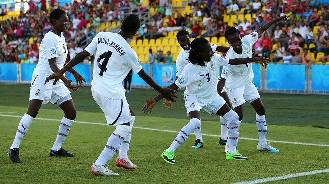 Black Maidens open FIFA U17 World Cup campaign with smooth victory Korea DPR