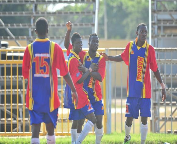 Hasaacas beat Lions on Sunday