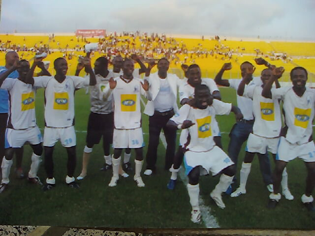 Heart of Lions beat New Edubiase United FC